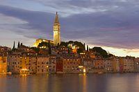 Ubytování Istrie, Rovinj