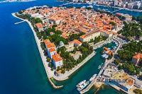 Ubytovanie severná Dalmácie, Zadar