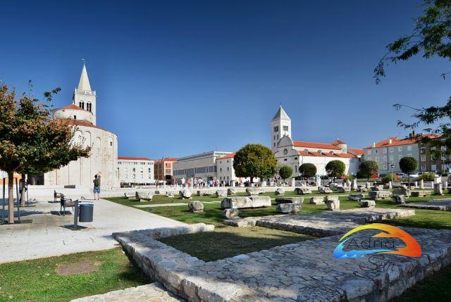 Zadar, Severní Dalmácie
